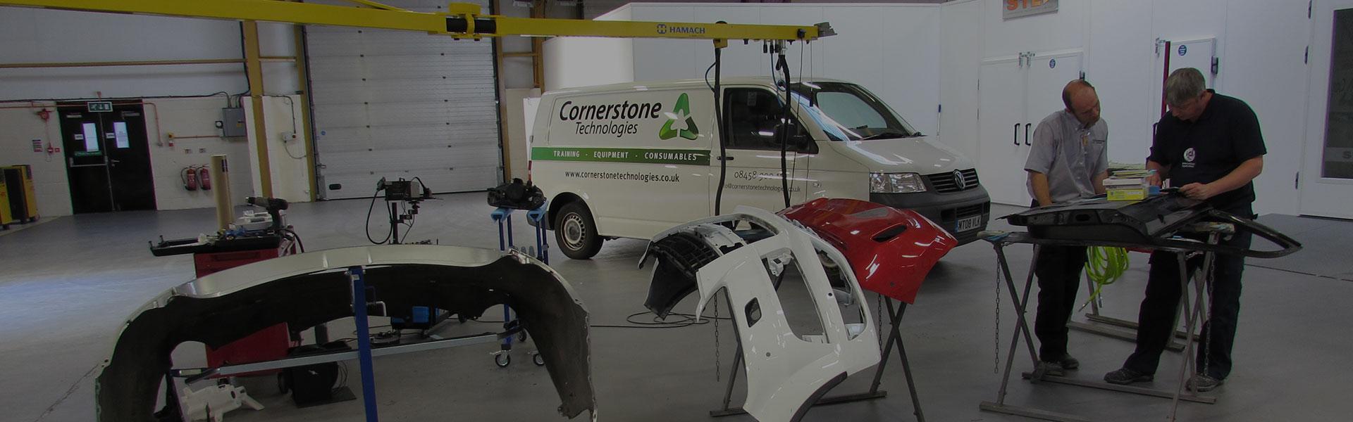 Welcome to Cornerstone Technologies