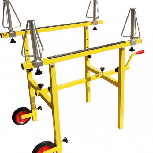 Alloy Wheel Painting Stand